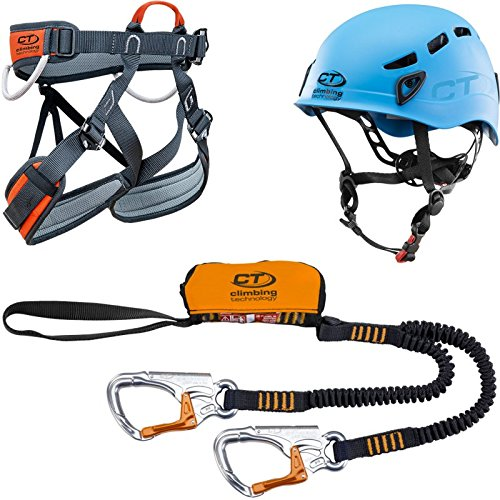 Kit-de-vía-ferrata